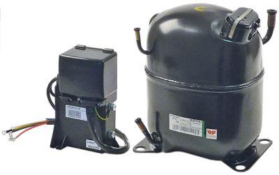 συμπιεστής ψυκτικό R404a/R507  τύπος NJ2212GJ 220-240 V 50Hz LBP  21,5kg 1,5HP