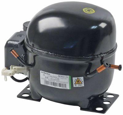 συμπιεστής ψυκτικό R290  τύπος NEK6213U 220-240 V 50Hz MBP  11.6kg 1/2HP