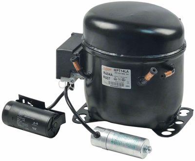 συμπιεστής ψυκτικό R404A  τύπος MPT14LA 220-240 V 50Hz LBP  13,4kg 42767HP