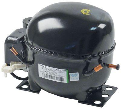 συμπιεστής ψυκτικό R134a  τύπος NEK6160Z 220-240 V 50Hz HBP  10.4kg 1/4HP