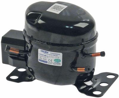 συμπιεστής COLDEX ψυκτικό R134a  τύπος LD030Z.MH 220-240 V 50-60 Hz LBP/MBP  4kg 1/10HP