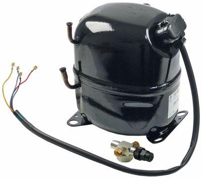 συμπιεστής ψυκτικό R404A  τύπος 400V 50/60 Hz LBP  22.5kg 1.5HP χωρητικότητα κυλίνδρου 34.4cm³ TRI