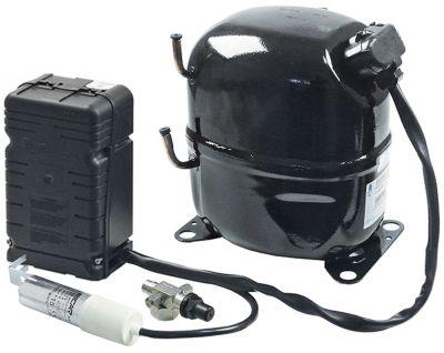 συμπιεστής ψυκτικό R404A  τύπος 220-240 V 50Hz HMBP  πλήρως ερμητικό 22kg 3/4HP