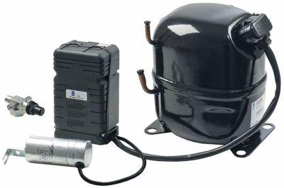 συμπιεστής ψυκτικό R404A  τύπος 220-240 V 50Hz HMBP  24kg 1.5HP χωρητικότητα κυλίνδρου 34.4cm³