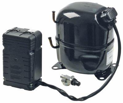 συμπιεστής ψυκτικό R134a  τύπος 220-240 V 50Hz HMBP  22kg 3/4HP χωρητικότητα κυλίνδρου 26cm³