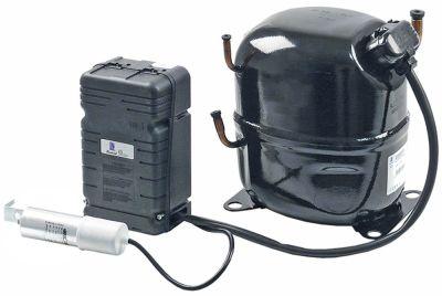 συμπιεστής ψυκτικό R404A  τύπος CAJ2464Z/S 220-240 V 50Hz LBP   - 20.6kg 1,5HP