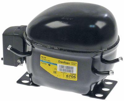συμπιεστής ψυκτικό R134a  τύπος NL7F 220-240 V 50Hz LBP  9,6kg 42856HP