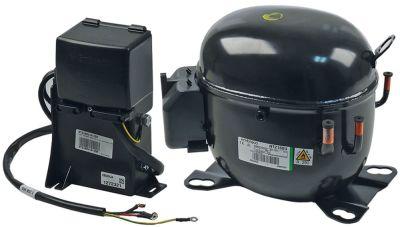 συμπιεστής ψυκτικό R290  τύπος NT2160U  220-240 V 50Hz LBP  17.2kg 3/4HP