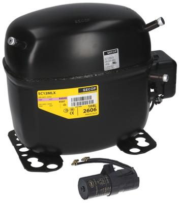 συμπιεστής ψυκτικό R404a/R507  τύπος SC12MLX 220/230 V 50Hz MBP  42767HP