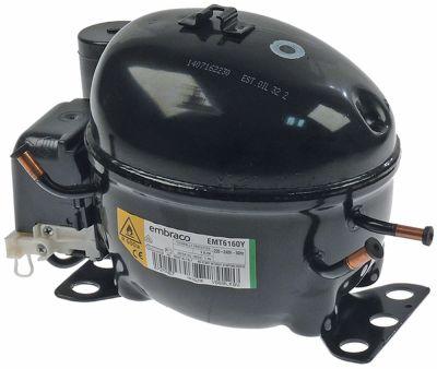 συμπιεστής ψυκτικό R600a  τύπος EMT6160Y 220/240 V 50Hz HMBP  7,8kg 42826HP