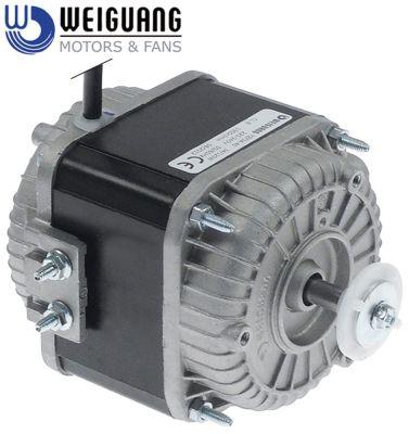 ανεμιστήρας κινητήρα 34W 230V 50-60 Hz Μ2 90mm Μ3 121mm W 84mm μήκος καλωδίου 500mm 1300σαλ