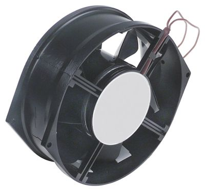 ελικοειδής ανεμιστήρας Μ 172mm W 150mm H 55mm 230VAC  50/60 Hz 40/46 W ρουλεμάν ρουλεμάν