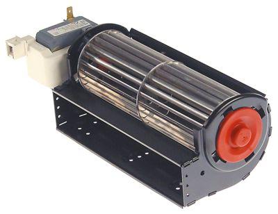 ανεμιστήρας εγκάρσιας ροής QLZ06/0018A335-2524L-74rk  ø ράουλου 60mm