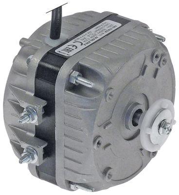 ανεμιστήρας κινητήρα 5W 230V 50/60 Hz Μ1 51mm Μ2 51mm Μ3 81mm W 84mm μήκος καλωδίου 500mm