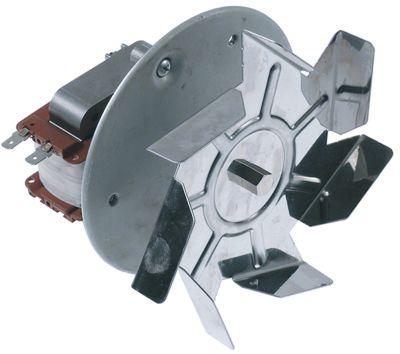 ανεμιστήρας ζεστού αέρα 220-240 V 32W 50/60 Hz Μ1 60mm Μ2 32mm Μ3 20mm Μ4 87mm