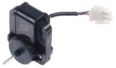 ανεμιστήρας κινητήρα 230V 50-60 Hz Μ άξονα 22mm ø άξονα 3mm τύπος F61-10G  με βύσμα