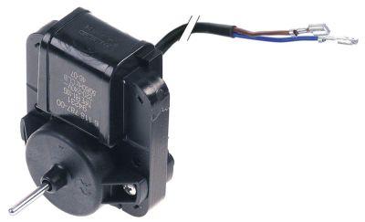 ανεμιστήρας κινητήρα 230V 50-60 Hz Μ άξονα 22mm ø άξονα 3mm τύπος F61-10G