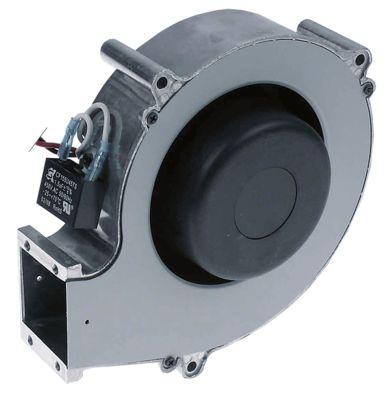 ανεμιστήρας ψύξης 230V τάση AC  50/60 Hz 65/80 W H1 190mm Μ1 195mm ø D1 110mm Π1 71mm Π2 44.5mm