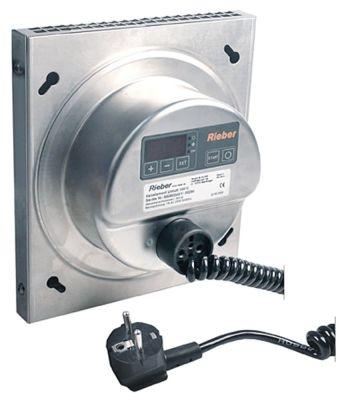 ανεμιστήρας ζεστού αέρα με θερμαντικό στοιχείο 230V 50/60 Hz 810W Μ 270mm W 240mm D 100mm