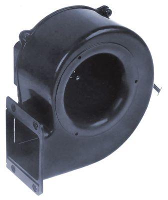 ανεμιστήρας ψύξης 230V τάση AC  50Hz 50W H1 175mm Μ1 165mm ø D1 83mm Π1 160mm Π2 73mm H2 60mm