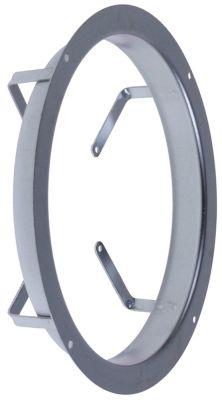 δαχτυλίδι για ø στροφείου ανεμιστήρα 200mm αναρρόφηση ø 246mm H 49mm