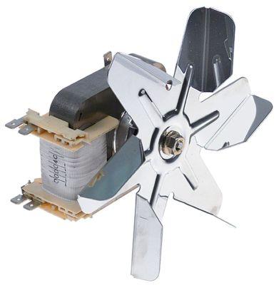 ανεμιστήρας ζεστού αέρα 230V 32W 0,27A 2 ούπα 1800σαλ