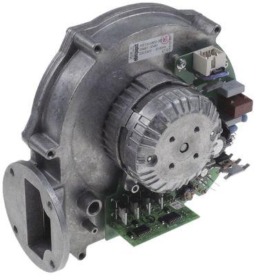ανεμιστήρας ψύξης 230V τάση AC  50/60 Hz H1 180mm Μ1 175mm ø D1 43mm Π1 82mm Π2 33mm H2 60mm Π3 83mm