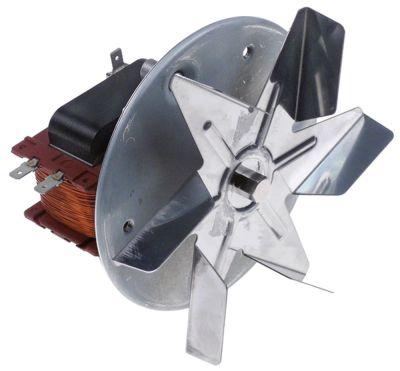 ανεμιστήρας ζεστού αέρα 220-240 V 40W 50/60 Hz Μ1 65mm Μ2 15mm Μ3 20mm Μ4 87mm