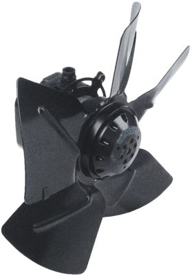 ελικοειδείς ανεμιστήρες 230V 130W 0,58A 1370σαλ Μ1 62mm Μ2 16mm Μ3 66mm