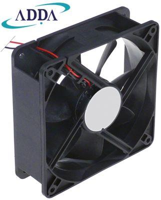 ελικοειδής ανεμιστήρας Μ 120mm W 120mm H 38mm 12VDC  10W ρουλεμάν ρουλεμάν