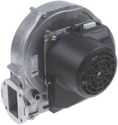ανεμιστήρας ψύξης 230V τάση AC  50Hz 140W H1 190mm Μ1 190mm ø D1 50mm Π1 133mm Π2 28mm H2 55mm
