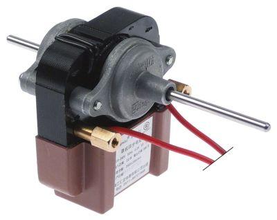 ανεμιστήρας κινητήρα 220-240 V 50Hz IN 22W / OUT 5 W ø άξονα 4mm Μ άξονα 20/48 mm