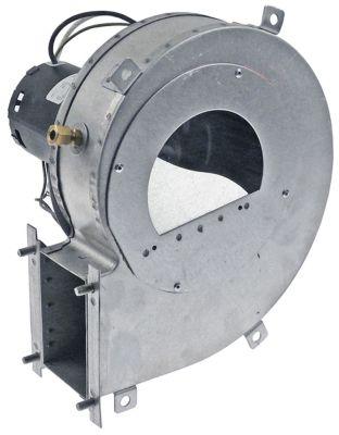 ανεμιστήρας ψύξης 220-240 V τάση AC  50Hz H1 260mm Μ1 220mm ø D1 170mm Π1 240mm Π2 60mm H2 90mm