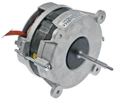 ανεμιστήρας κινητήρα 230V 1 φάση 50Hz 0,18/0,12 kW 2800σαλ στροφές 1 Μ1 85mm Μ2 65mm Μ3 23mm ø D1 8mm