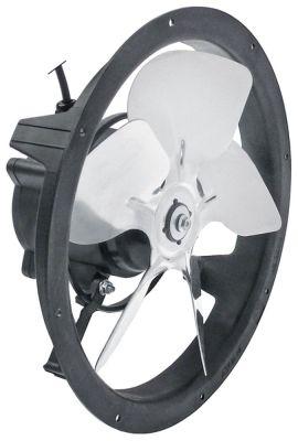 βεντιλατέρ ø στροφείου ανεμιστήρα 200mm 230V 50/60 Hz 10W ø 250mm 1400σαλ σύνδεσμος 2 καλώδιο