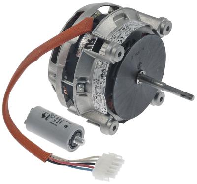 ανεμιστήρας κινητήρα 208-240 V 1 φάση 50/60 Hz 0,19-0,26/0,34-0,35 kW 2800/3450 σαλ στροφές 2