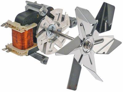ανεμιστήρας ζεστού αέρα 240V 30W Μ1 60mm Μ2 65mm Μ3 20mm Μ4 87mm ø στροφείου ανεμιστήρα 150mm