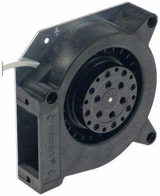ανεμιστήρας ψύξης 230V τάση AC  50Hz 20W H1 121mm Μ1 121mm Π1 37mm