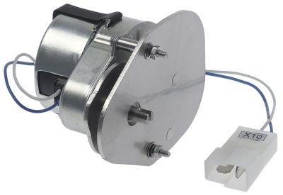 μειωτήρας 3,5W 220-240 V τάση AC  50 Hidria R09R-3132P-4M-3509Hz ø άξονα  -mm