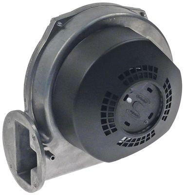 ανεμιστήρας ψύξης 230V τάση AC  50Hz 60W H1 165mm Μ1 175mm ø D1 127mm Π1 110mm Π2 50mm H2 50mm