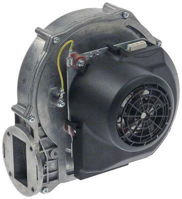 ανεμιστήρας ψύξης 230V τάση AC  50/60 Hz 135W H1 193mm Μ1 182mm ø D1 90mm Π1 145mm Π2 28mm