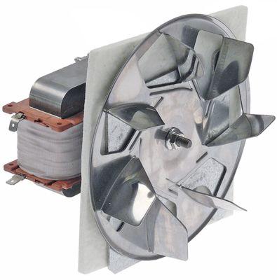 ανεμιστήρας ζεστού αέρα 220-240 V 55W 50-60 Hz Μ1 70mm Μ2 12mm Μ3 30mm Μ4 87mm