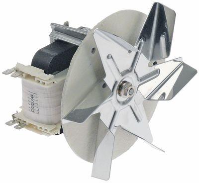 hot air fan 220-240V 32W 0,27A fan wheel ø 150mm type R2K150-0020-4218 ebm-papst