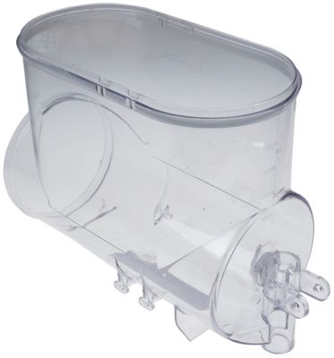 δοχείο για δοχείο διανομής ποτών Μ 380mm W 460mm H 260mm ø έδρας 148mm χωρητικότητα δοχείου 6l