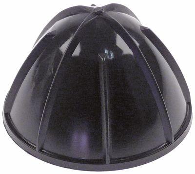 εξάρτημα αποχυμωτή για αποχυμωτές ø 81mm H 52mm πλαστικό