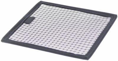 φίλτρο αέρα για συμπυκνωτή Μ 218mm W 205mm πάχος 6mm