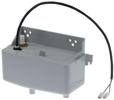 δοχείο φλοτέρ για παγομηχανή Μ 186mm W 86mm H 120mm με φλοτέρ πλαστικό