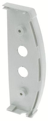 πρόσοψη για φωτισμό Μ 185mm W 72mm H 15mm θέση στερ. δεξιά Ποσ. 1 τεμ.
