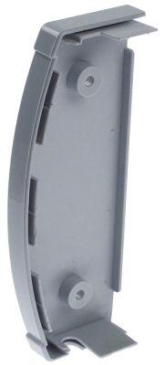 πρόσοψη για φωτισμό Μ 185mm W 72mm H 15mm θέση στερ. αριστερά Ποσ. 1 τεμ.