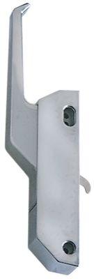 χερούλι επιχρωμιωμένο H 65mm Μ 172mm 6200 απόσταση στερέωσης 124/133 mm δεν κλειδώνεται